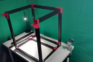 ManCave UK 3D Printer Project- The BIG Build