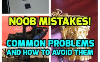 noob mistakes-feature