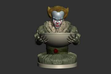 Pennywise halloween special