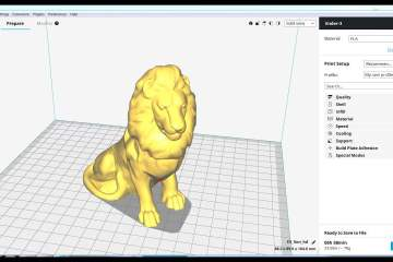 Creawsome MOD For CURA – Let's Begin