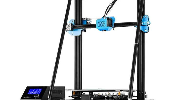 CR-10 V2 3D Printer from Creality: All you need to know