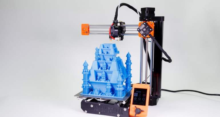 Prusa MINI - Grow Your 3D Production Big by Getting Small!