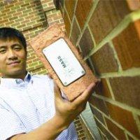 Tijolos inteligentes para monitoramento de edifícios