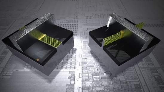 Intel apresenta transistores 3-D de 22 nanômetros