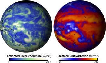 Cientistas não sabem onde está o calor do aquecimento global