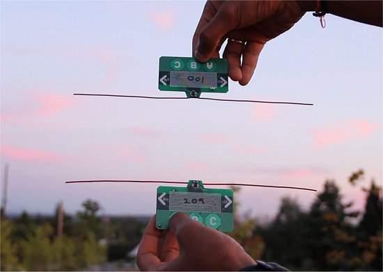Rede sem fios e sem baterias usa sinais de TV no ambiente