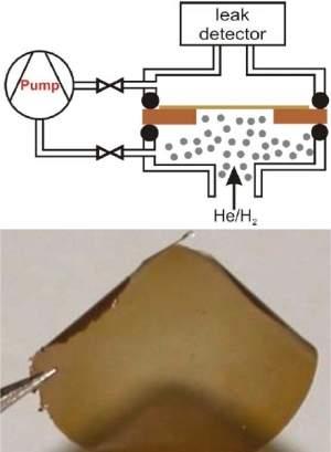 Grafeno é invisível para a água e opaco para a luz
