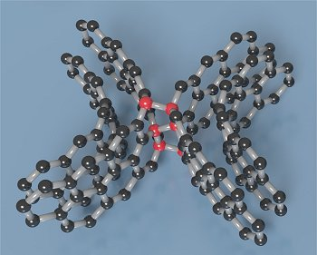 Joia tecnológica: Grafeno vira diamante superfino
