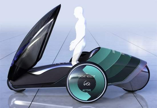 Toyota lançará carro a hidrogênio e veículo para guiar de pé