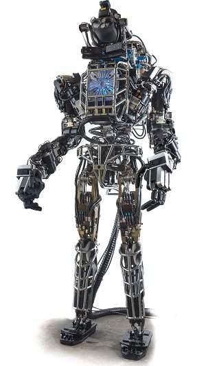 EUA apresentam robô humanoide para atuar em emergências