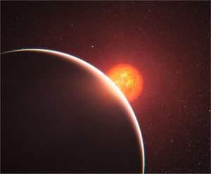 Atmosfera de uma super-Terra é analisada pela primeira vez