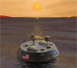 NASA estuda envio de submarino a lua de Saturno