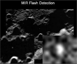 La NASA confirma descubrimiento de agua y de