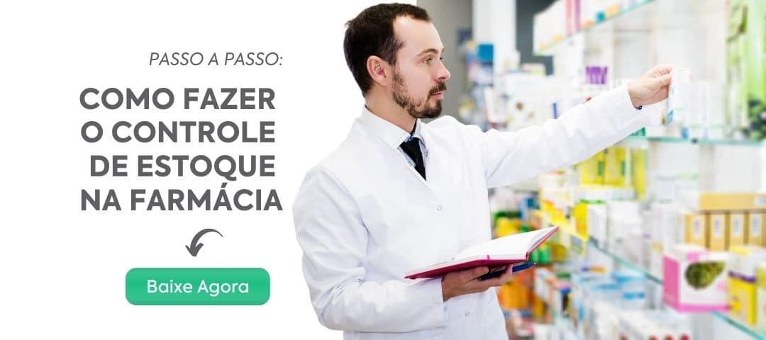 Ebook Controle de Estoque - Confira quais são os móveis para farmácias mais adequados para fazer a exposição dos produtos