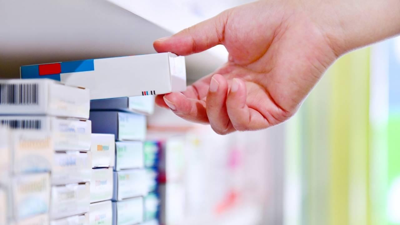 tipos de embalagens de medicamentos