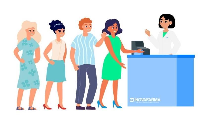 Atendimento farmacêutico - tipos de clientes