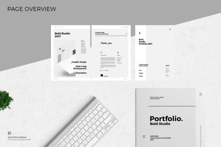 Portfolio and Lookbook FREE Download