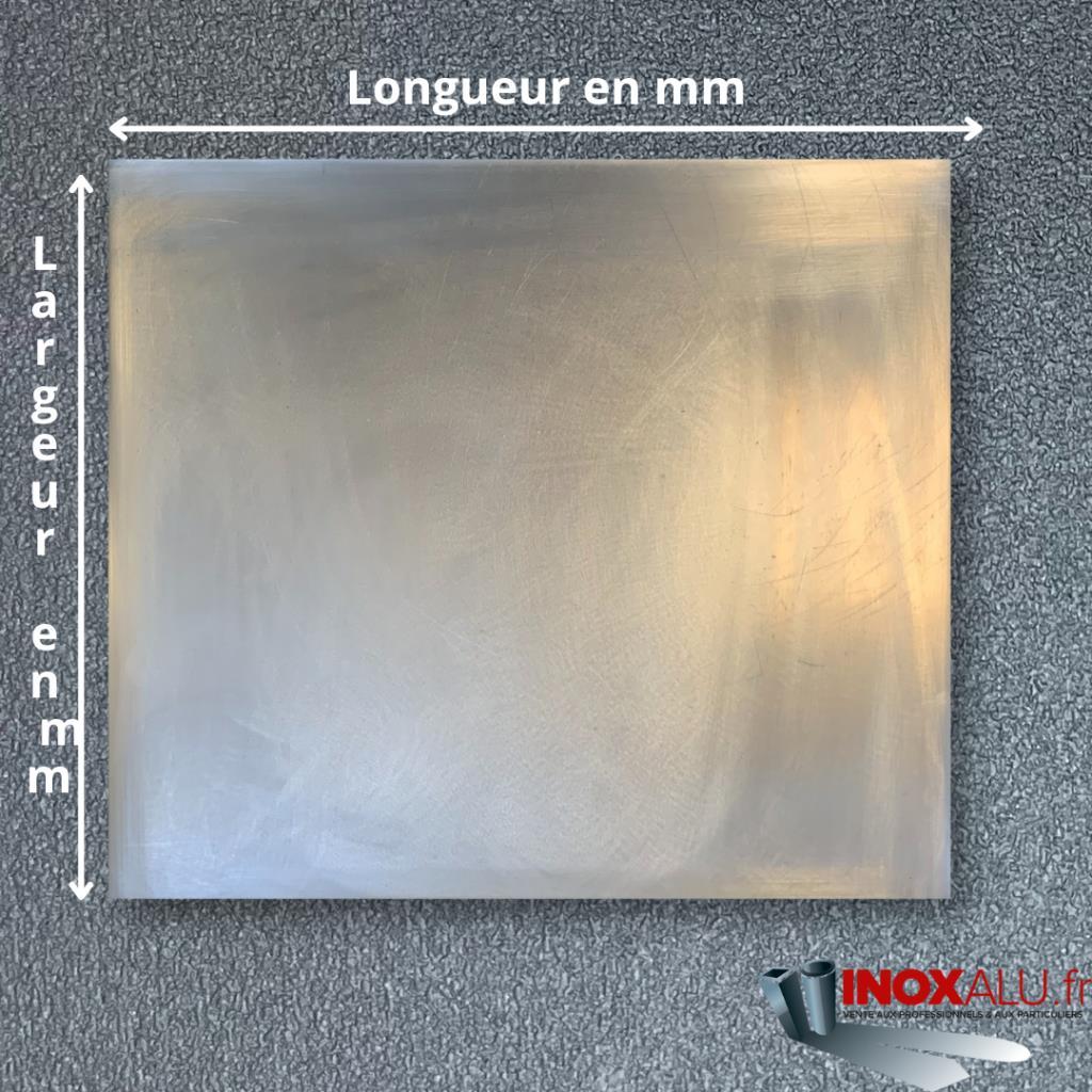 plancha inox 304l ep 4mm