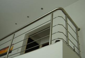 Baranda balcón interno