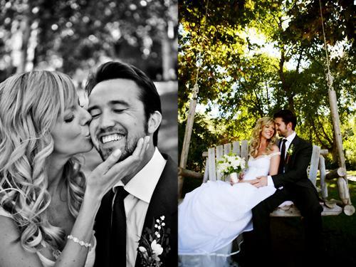 Rob Mcelhenney Kaitlin Olson Wedding