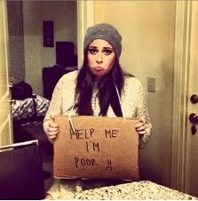Sexy homeless women