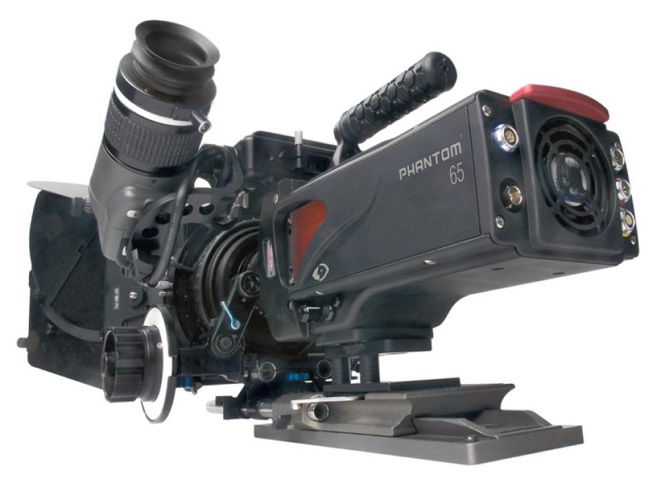 The Phantom 65 camera