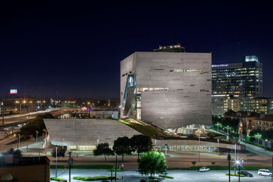 PEROT MUSEUM OF NATURE AND SCIENCE 1 MILLION VISITORS