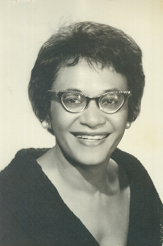Frankie Muse Freeman. Photograph by unknown, ca. 1967. As legal counsel to the NAACP, Frankie Freeman was the lead attorney in the 1954 landmark case of Davis et. al v. St. Louis Housing Authority, which ended legal racial discrimination in St. Louis public housing. She was nominated by President Lyndon B. Johnson as a member of the U.S. Commission on Civil Rights, and was subsequently reappointed by the next three presidents. Freeman is one of 50 people featured in the Missouri History Museum's 250 in 250 exhibition.
