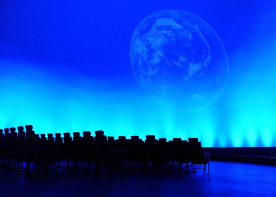 Grainger Sky Theater, Adler Planetarium