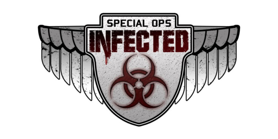 Infected Logo