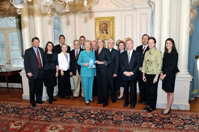 Washington working group for USAP Shanghai 2010