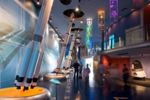 Shanghai Science and Technogy Museum