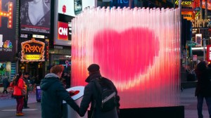 5. Big Heart Times Square