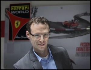 Headshot Ferrari