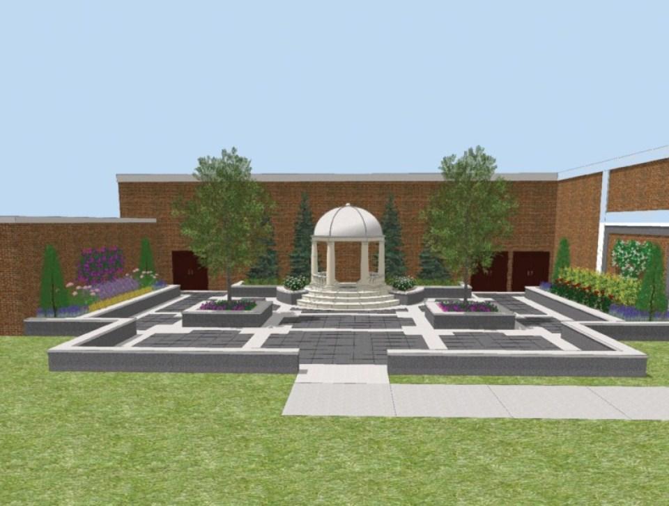 Plaza Garden
