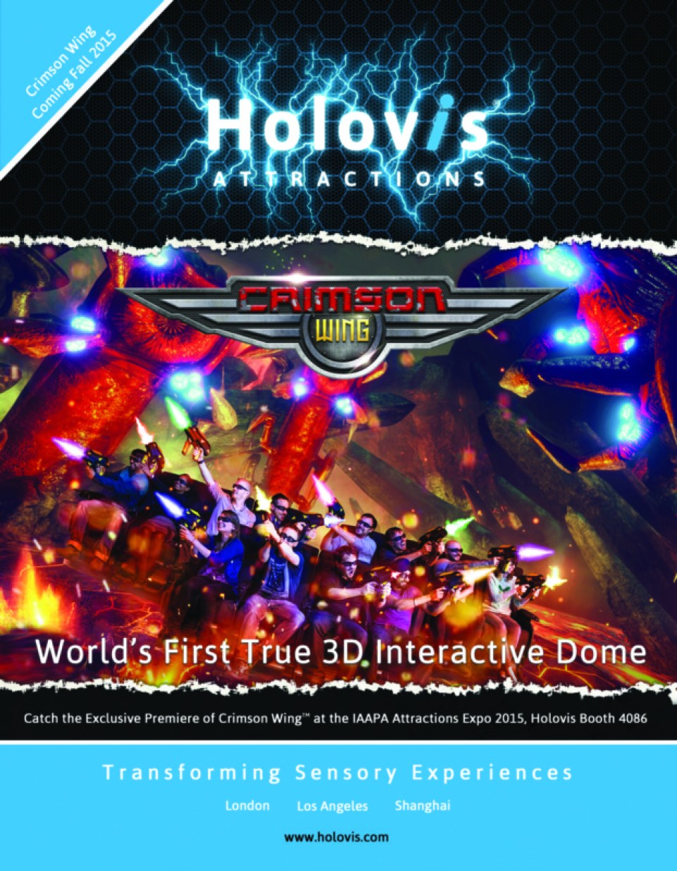 holovis new