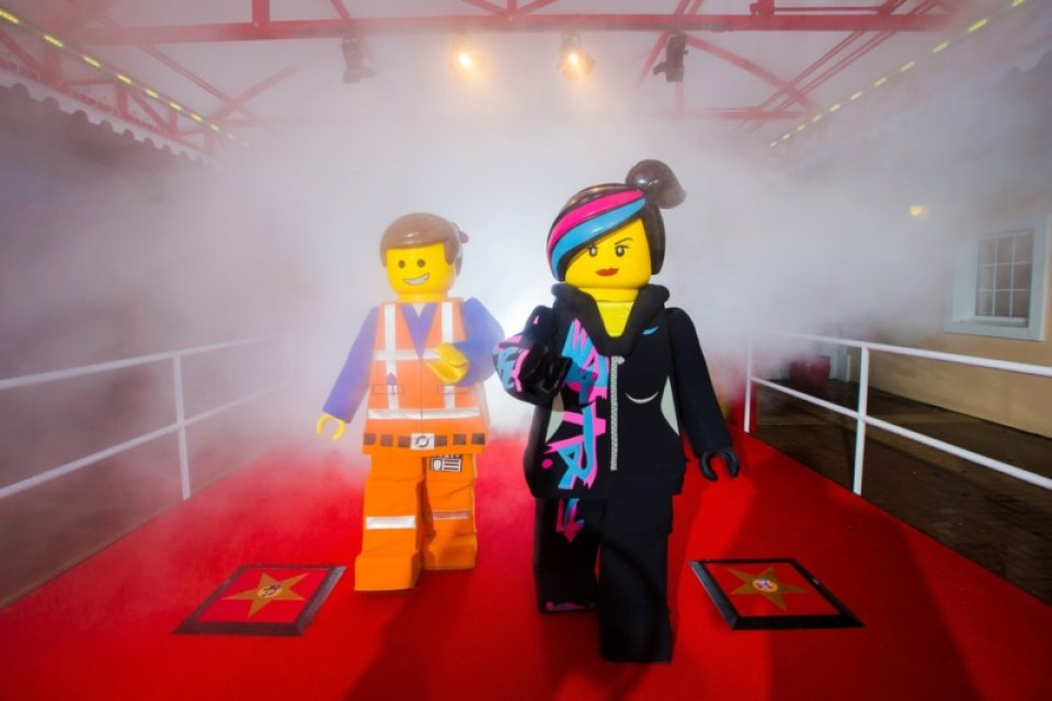The LEGO® Movie™ 4D A New Adventure