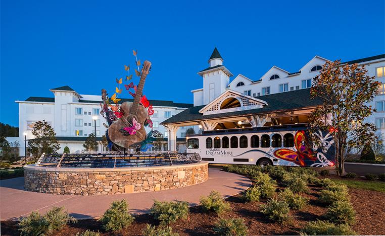 Dolly Parton's DreamMore Resort