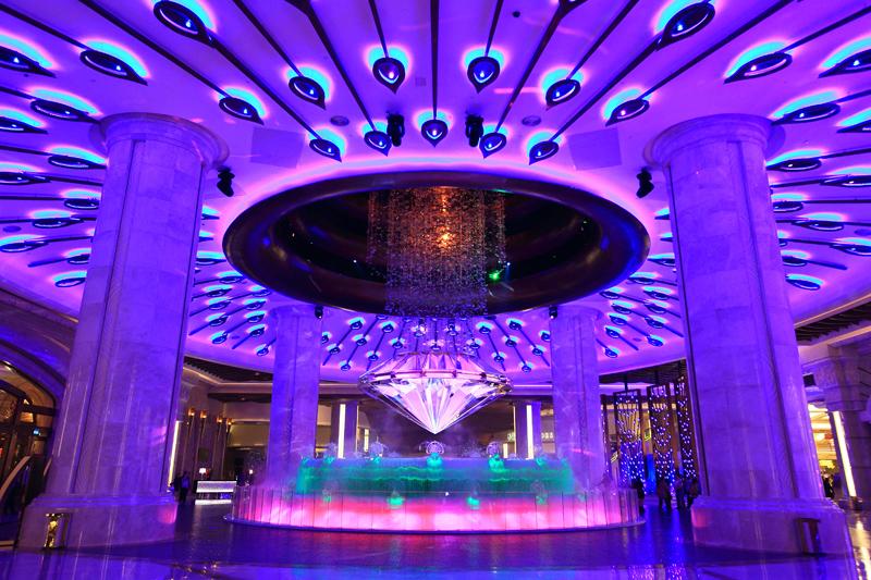 Fortune Diamond, Macau