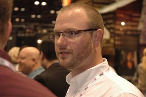 Eric Cantrell of Medialon, now part of Barco. Photo: Martin Palicki