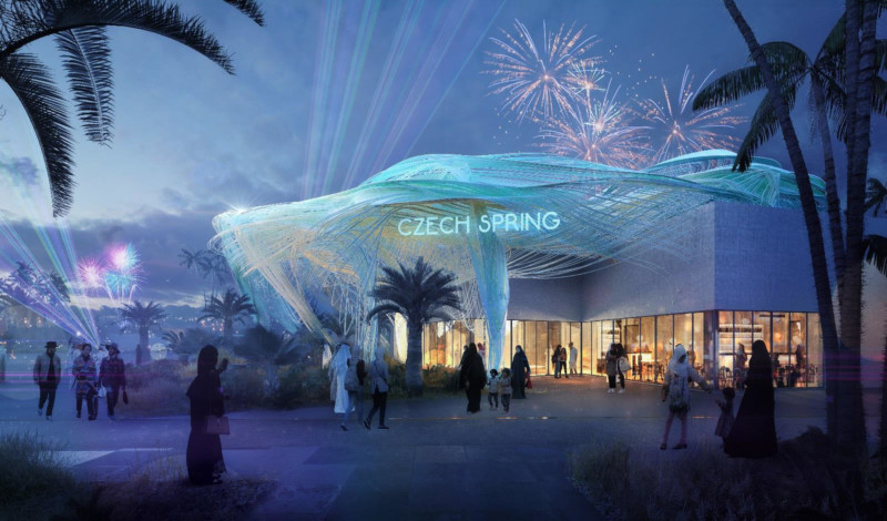 Czech Republic announces winning design for Expo 2020 Dubai pavilion