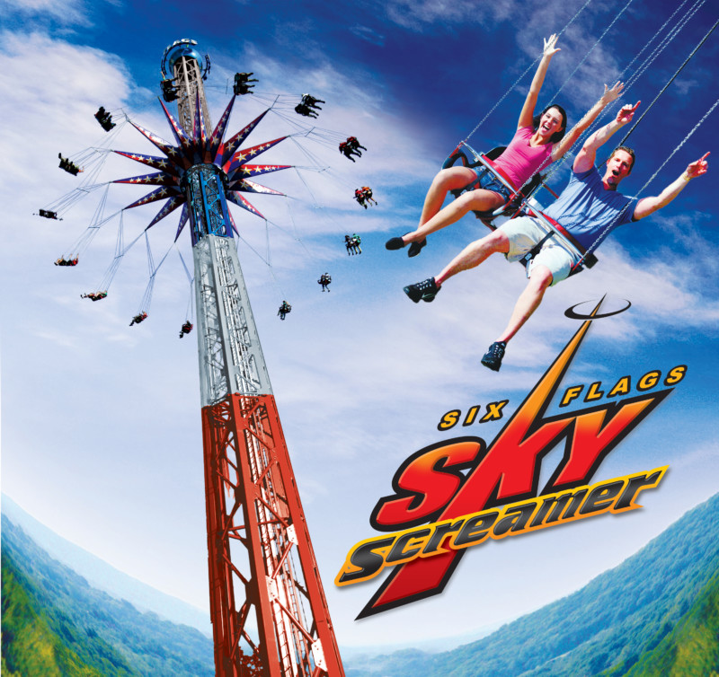 InPark Magazine – Six Flags 2019 lineup includes launch coasters and