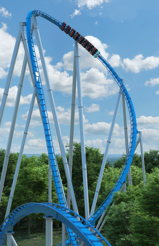 InPark Magazine – Take a ride to Orion on Kings Islands 2020