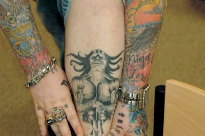 Tattoos and Taboos  (5/6)