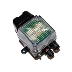 Señalización óptico acústica ATEX TWIN EExII