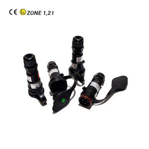 Conector Compacto ATEX 5 Polos