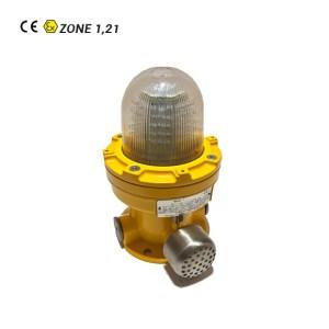 Combinado Sonoro-Luminoso ATEX BBJ81