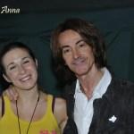 2 FEBBRAIO 2010 – SELENE LUNGARELLA APRIRA' IL CONCERTO DI ALBERTO FORTIS