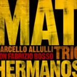 Marcello Allulli Trio in tour con Fabrizio Bosso