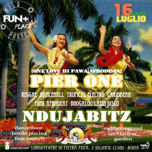 ::FUN+K PLACE|||The Pool Party